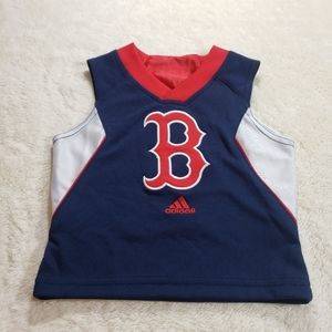 Adidas | Infant Boston Red Sox Jersey